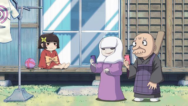 ざしきわらしのタタミちゃん 第5話 「SNSって知ってる?」