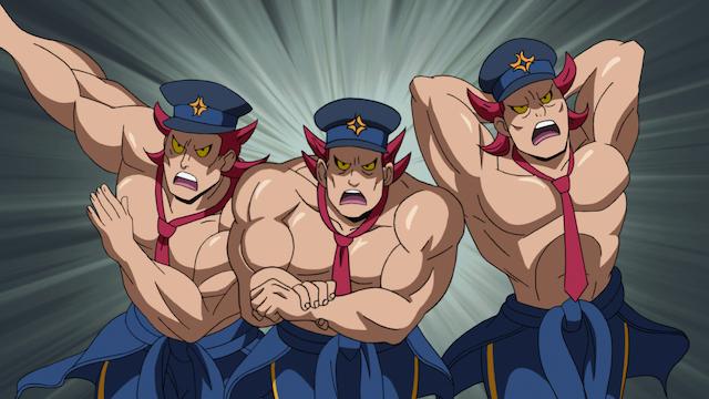 妖怪ウォッチJam「妖怪学園Y ~Nとの遭遇~」 #9 プリズンブレイク! アカテントラズ収容所