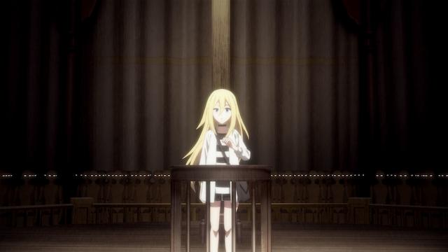 殺戮の天使 第10話 The witch trial shall start.