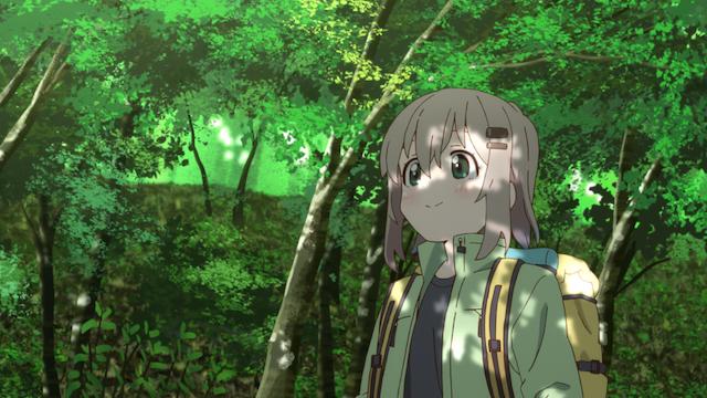 ヤマノススメ(第3期) #3 『飯能にアルプス!?』