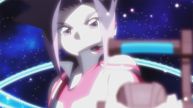 新幹線変形ロボ シンカリオン THE ANIMATION #4 「撃て!!シンカリオン E6こまち」