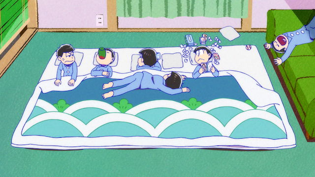 おそ松さん(第2期) 第9話 「キャンペーン発動!」「ゲームセンターイヤミ」「トト子とにゃー②」
