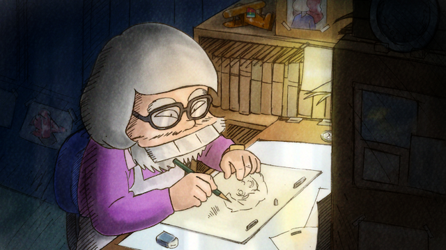 おそ松さん(第2期) 第6話 「イヤミがやって来た」「ともだちがほしいじょー」