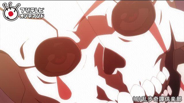 乱歩奇譚 Game of Laplace 第4話 怪人二十面相