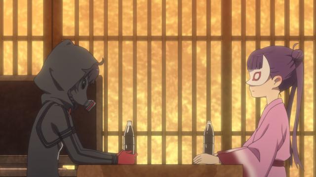 世界征服~謀略のズヴィズダー~ 第9話 湯煙仮面武闘会