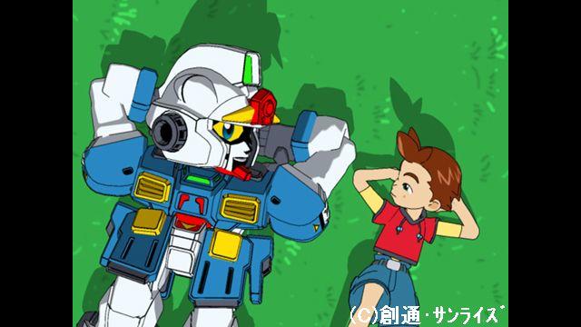SDガンダムフォース 第2話 輝け!ソウルドライブ