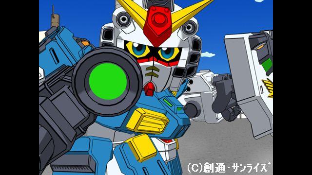 SDガンダムフォース 第10話 必殺!トリプルアタック!
