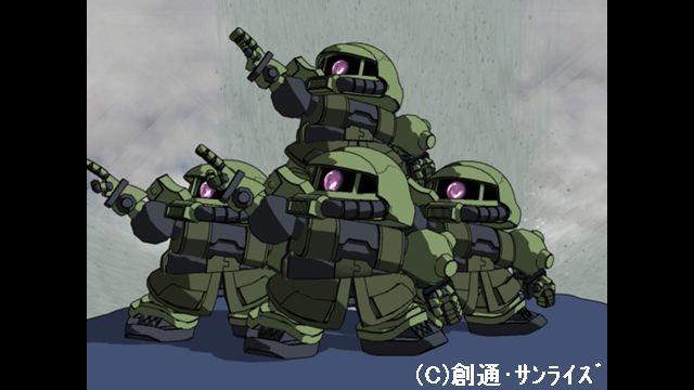 SDガンダムフォース 第9話 爆熱丸奮闘記