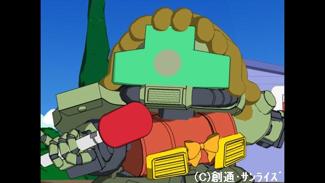 SDガンダムフォース 第14話 ガンダムフォースの秘密にせまれ!