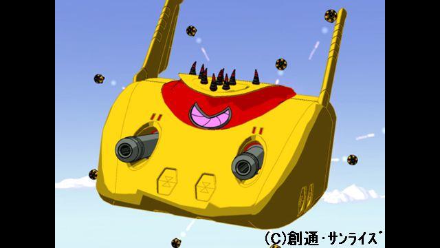 SDガンダムフォース 第15話 音速の翼 ガンイーグル!