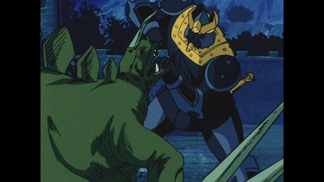 ゴッドマジンガー #1 蘇りし伝説の巨神