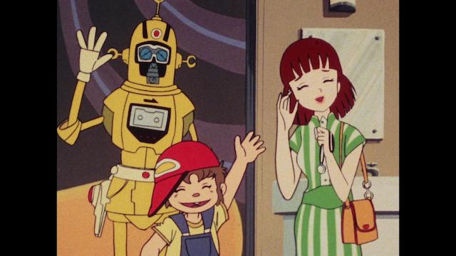 タイムボカンシリーズ 逆転イッパツマン 第18話 ハル坊の両親を捜せ!