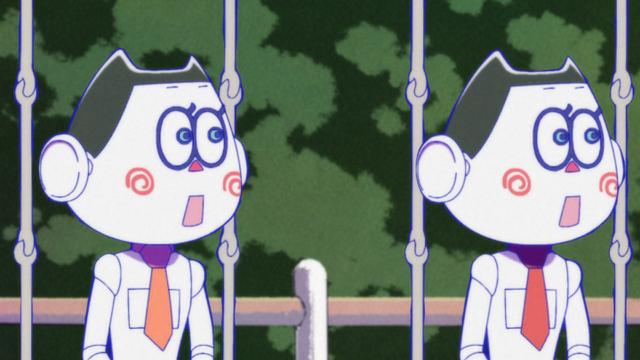 おそ松さん(第3期) 第3話 「評価値」「マジック天使 マジヘラ イッチー」