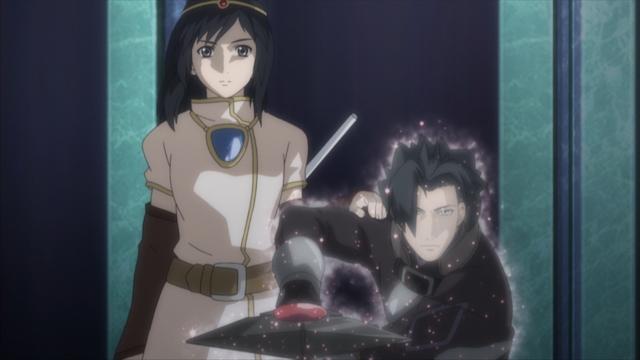 ドルアーガの塔~the Sword of URUK~ 第11話 神をうつもの