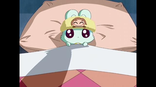 ふたりはプリキュア Splash Star 第11話 ふらふらフラッピ大ピンチ!