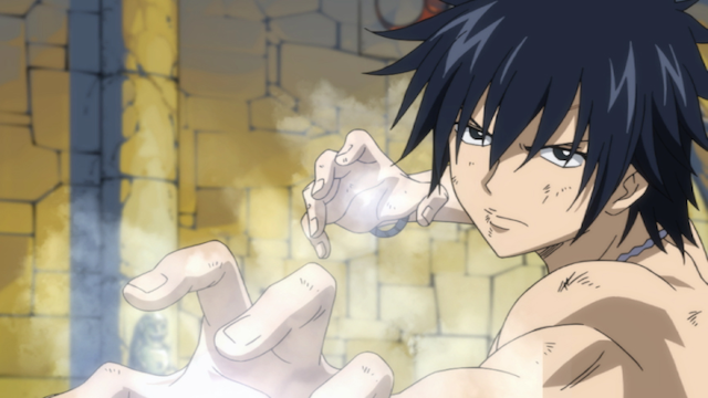 FAIRY TAIL 第16話 ガルナ島 最終決戦