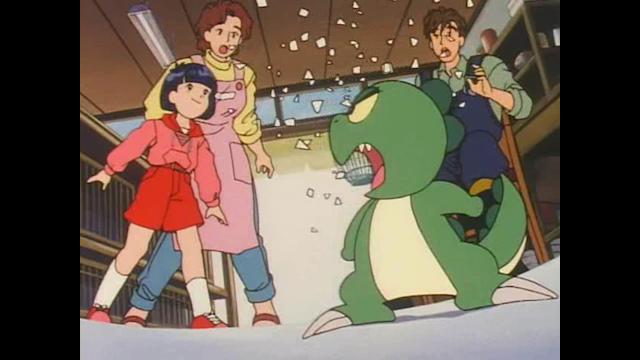 ムカムカパラダイス 第6話 チョキチョキ恐竜