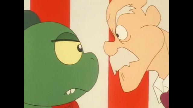 ムカムカパラダイス 第5話 恐竜とタイムマシン
