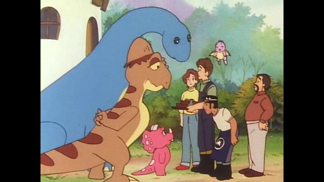 ムカムカパラダイス 第15話 恐竜に引っ越しソバ