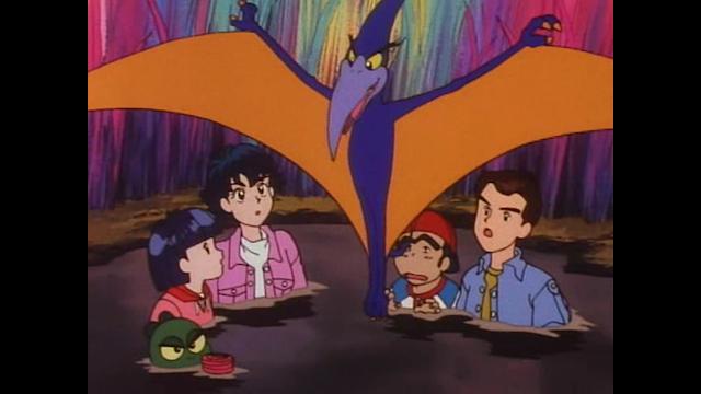 ムカムカパラダイス 第16話 恐竜のおくりもの