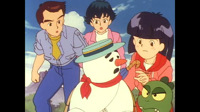 ムカムカパラダイス 第20話 ムカムカと雪だるま