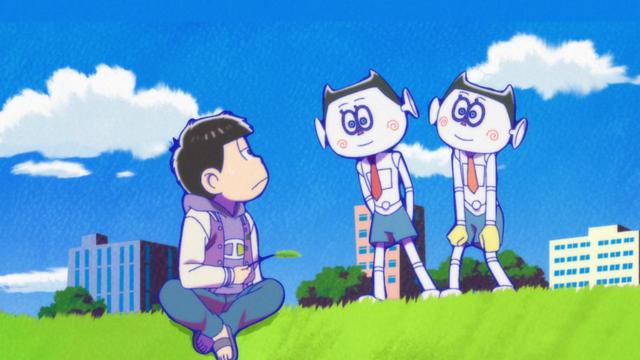 おそ松さん(第3期) 第6話 「客引き」「最適化」「マッサージ」