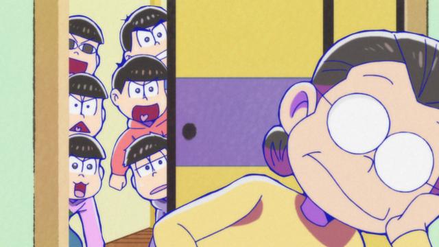 おそ松さん(第3期) 第9話 「シェー」「衣装」「家事をやろう」