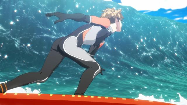 WAVE!!~サーフィンやっぺ!!~(TVシリーズ) 第5波 あの波を越えて
