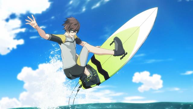 WAVE!!~サーフィンやっぺ!!~(TVシリーズ) 第8波 ボクの守護神